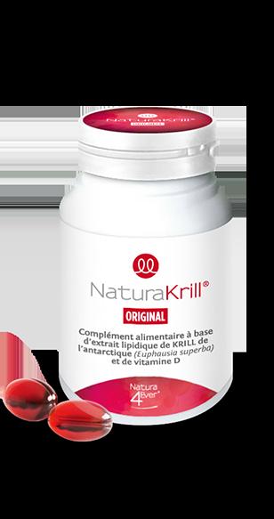 Natura Krill — Omégas 3
